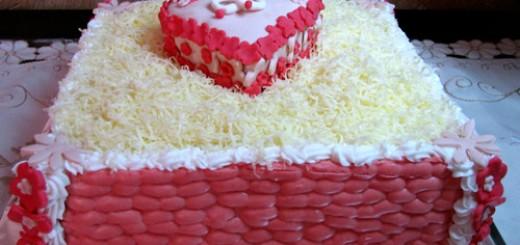 cake hantaran andika