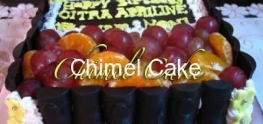 Fruitcake Mei