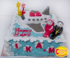Pesawat Cake
