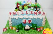 Angry Bird Cake's Phillemon