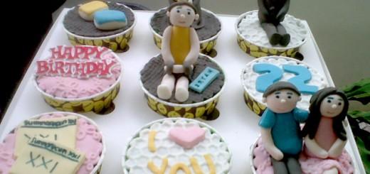 Birthday Cupcake's Bryan