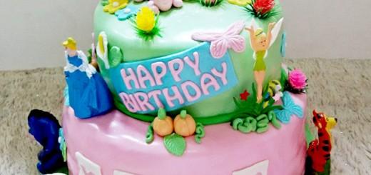 Arsya Birthday Cake