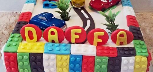 Lego Birthday Cake's Daffa