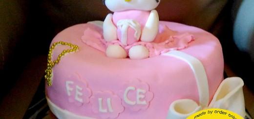 Hello Kitty Birthday Cake's Felice